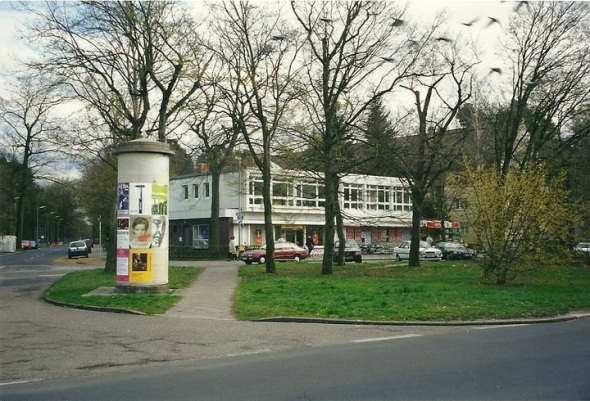 Pfannkuh Grocery Store, Circa 2000, photo courtesy of L. Cale