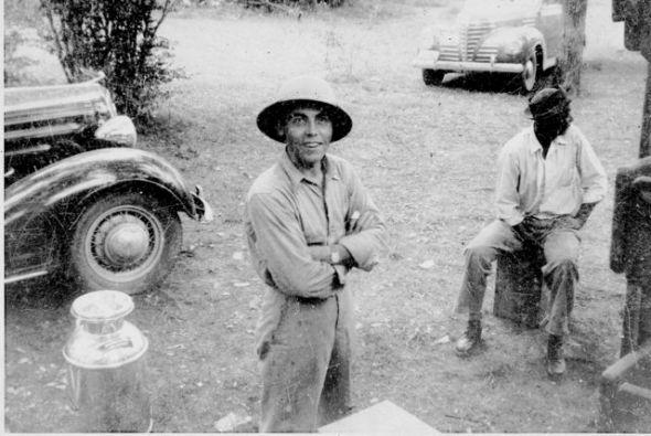 Allen Whitt's father, Clyde Whitt