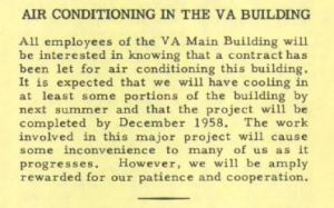 1957_07_24_air conditioning in VACO building coming_VAnguardp1
