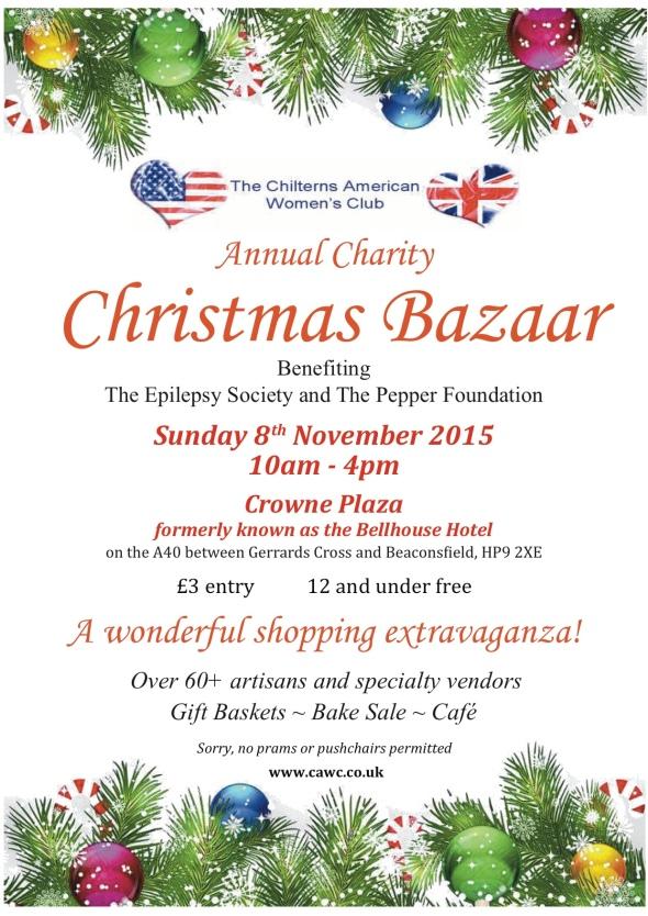 Christmas Bazaar leaflet A4 2015[1]