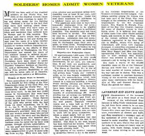 1924_02_17_National Homes accepting disabled women veterans_NYT